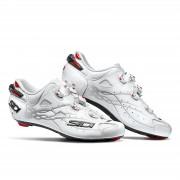 Sidi Shot Carbon Road Shoes - White - EU 44/UK 8.5 - White