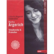 Video Delta Martha Argerich, Royal Liverpool Philharmonic Orchestra, Charles Groves, London Symphony Orchestra, Andre' Previn - A Martha...