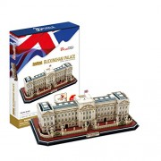 CubicFun 3D Puzzle Buckingham Palace - London