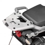 Kappa Attacco Posteriore In Alluminio Specifico Per Bauletto Monokey Kra6403 Triumph Tiger Explorer 1200 Dal 2012 Al 2015