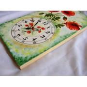 ceas pe lemn 17014