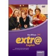 Extr@ English 1 Caiet+DVD