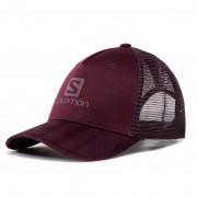 Шапка с козирка SALOMON - Mantra Logo Cap W C13160 08 G0 Winetasting