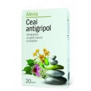 Ceai Antigripol Alevia 20pl