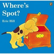 Where's Spot (Color), Paperback/Eric Hill
