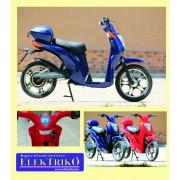 Alfa Centauri ES034 -2017 elektromos kerékpár - kék