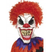 Clown creepy masker