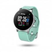 Unotec Style Band 5 Relógio Bluetooth Verde-Água