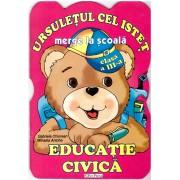 Ursuletul cel istet merge la scoala - Educatie Civica