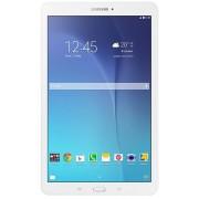"Tableta Samsung Galaxy Tab E T561, Procesor Quad-Core 1.3GHz, TFT Capacitive touchscreen 9.6"", 1.5GB RAM, 8GB, 5MP, Wi-Fi, 3G, Android (Alb) + Cartela SIM Orange PrePay, 6 euro credit, 4 GB internet 4G, 2,000 minute nationale si internationale fix sau SMS"