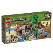Lego Minecraft (21155). La Miniera del Creeper