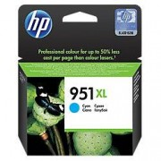 HP Cartucho de tinta HP Original 951XL Cian CN046AE