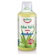 Equilibra Succo con Proprieta' Antinfiammatorie e Cicatrizzanti Aloe Vera Extra 1000 Ml