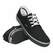 "Tommy Jeans Textile Sneaker ""Black"""