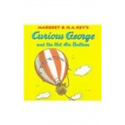 Curious George and the Hot Air Balloon, Hardcover