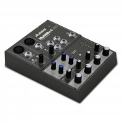 Alesis Multimix 4 USB Desktop Audio Mixer con USB