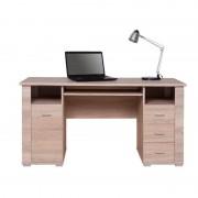 Písací stôl Tempo Kondela - Grand - Typ 22 - Dub Sonoma