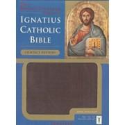 Ignatius Catholic Bible-RSV-Compact Zipper, Hardcover/Ignatius Press