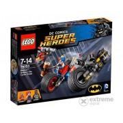 LEGO® Super Heroes Batman™: Urmarire cu motocicleta in orasul Gotham 76053