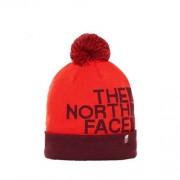the north face ski tuke V fiery red