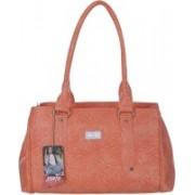 Janta Soft Women Orange Shoulder Bag