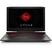 HP Portátil Gaming HP OMEN 15-CE013NS (Intel Core i7-7700HQ - NVIDIA GeForce GTX 1050 - RAM: 8 GB - 1 TB HDD - 15'')