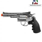 """Revolver Airsoft Dan Wesson 4"""" full metal 16181 ASG"""