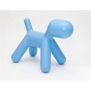 D2 Siedzisko Pies niebieski