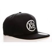 GMG Round Logo Snapback Cap, Adjustable Snapback Cap