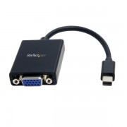 Adaptador de video Mini Display Port a VGA Startech MDP2VGA