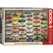 Eurographics Puzzle 1000 piese Pickup Truck Evolution