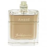 Hugo Boss Baldessarini Ambre Eau De Toilette Spray (Tester) 3 oz / 88.72 mL Men's Fragrance 455960