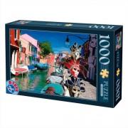 DToys Puzzle 1000 Landscape 10 (07/62154-10)