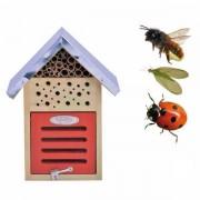 Insectenhotel 3 gastenkamers