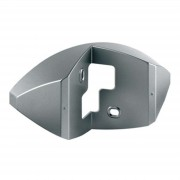 Corner bracket for LBS motion detector, silver