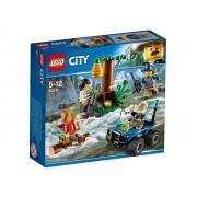 DEZERTORI PE MUNTE - LEGO (60171)