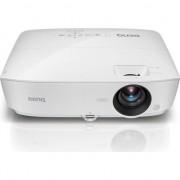 Videoproiector BenQ TW535, WXGA, 3600 lumeni, 2x HDMI, 15.000:1, Alb