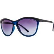 Park Avenue Cat-eye, Butterfly, Oval Sunglasses(Blue)