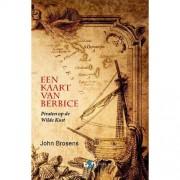 Een kaart van Berbice - John Brosens