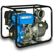 Мотопомпа бензиновая (водяной насос) Etalon GPL 40 мп 1800