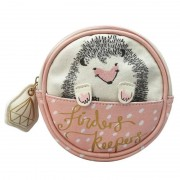 Disaster piccola borsa cosmetica Over The Moon Hedgehog
