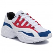Сникърси KAPPA - Overton 242672 White/Red 1020