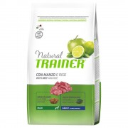 Trainer Natural Dog Natural Trainer Maxi Adult Manzo & Riso - Set %: 2 x 12 kg
