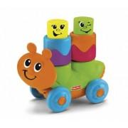 Fisher-Price Stack n Surprise Blocks Blockity-Pop Caterpillar