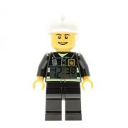 LEGO City, Ceas cu alarma - Pompier
