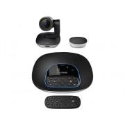 Logitech Webcam LOGITECH GROUP (Con Micrófono)