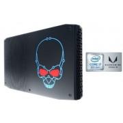 Calculator Mini Sistem PC Intel NUC BOXNUC8I7HVK2 (Procesor Intel® Core® i7-8809G (8M Cache, up to 4.20 GHz) Kaby Lake G, 2x DDR4 SO-DIMM 32GB max, 2x M.2 SSD, AMD Radeon™ RX Vega M GL, HDMI, Wireless AC, Bluetooth, Negru)