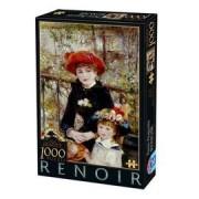 DToys Puzzle 1000 Renoir 01 (07/66909-01)