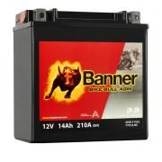 Banner YTX16-BS Bike Bull AGM motorkerékpár akkumulátor - 51422