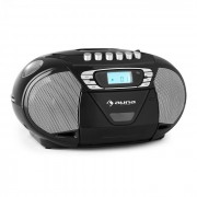 KrissKross Radio portatileUSB MP3 nero